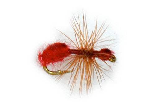Red Ant Fur Body Fly
