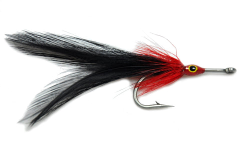 Black Death Saltwater Tarpon Fly,Discount Saltwater Flies,Dryflyonline.com