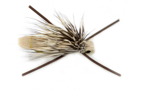 Charlie Boy Hopper Terrestrial Trout Fly