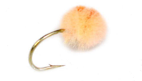 Flash Tail Mini Egg,Discount Egg Fly for Trout,Fly Fishing with Egg fly