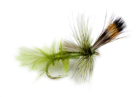 Green Drake Cripple,Discount Trout Flies,Drake Cripple Flies