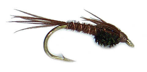 Pheasent Tail Nymph Dryflyonline.com Samaki Flies Fly Fishing Fly