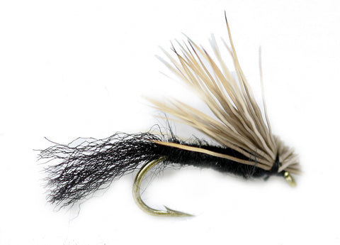 X-Caddis Black