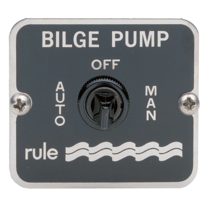 Rule 3-Way Panel Switch