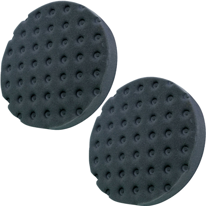 "Shurhold Pro Polish Black Foam Pad - 2-Pack - 6.5"" f-Dual Action Polisher"