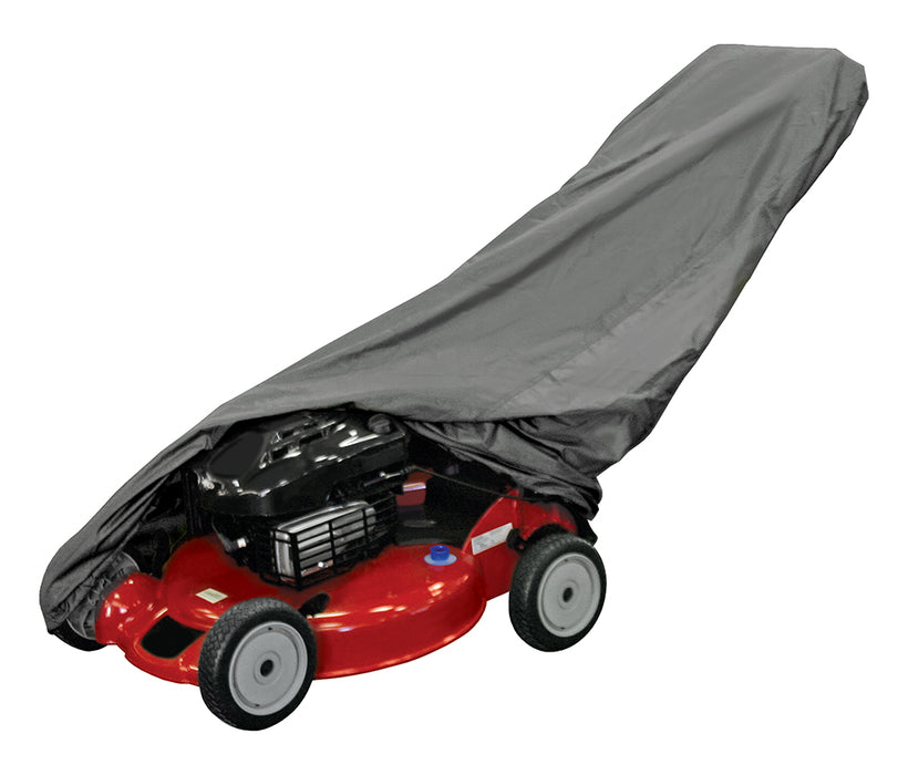 Dallas Manufacturing Co. Push Lawn Mower Cover - Black