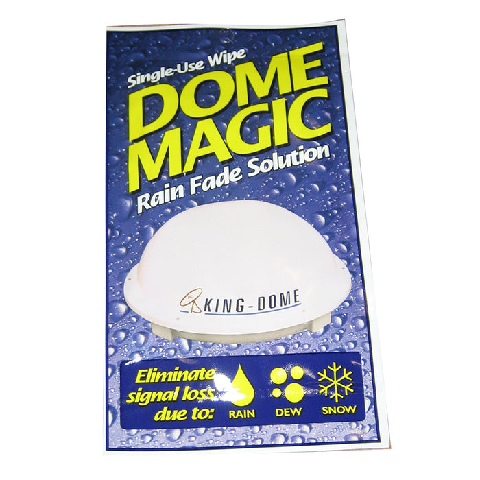 KING Dome Magic Rain Fade Solution - Single Application