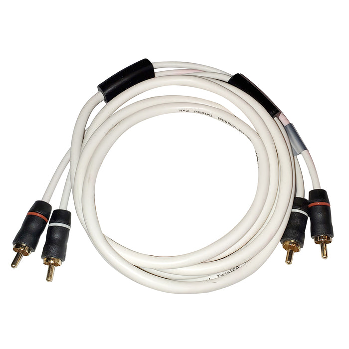 FUSION EL-RCA3 3' Standard 2-Way RCA Cable