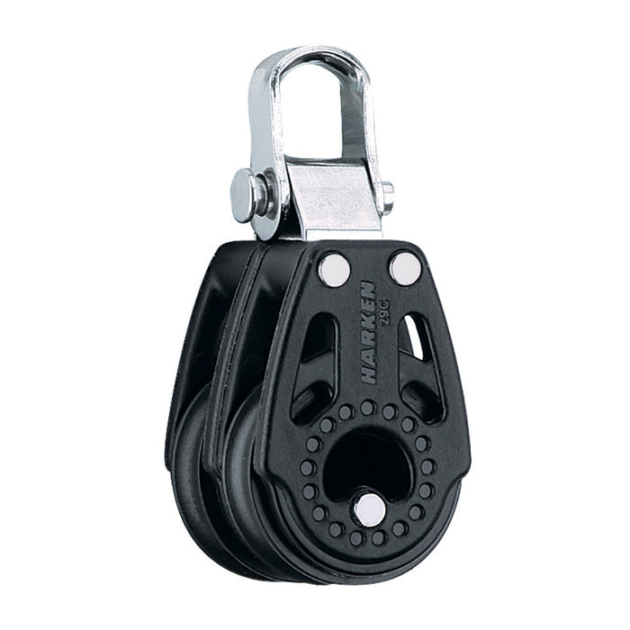 Harken 29mm Double Carbo Air Block - Fishing