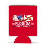Florida For Trump Limited Edition Can Cooler 6 Pack