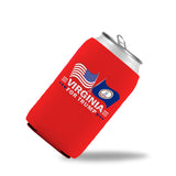 Virginia For Trump Limited Edition Can Cooler 4 Pack