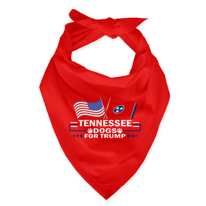 Tennessee For Trump Dog Bandana Limited Edition
