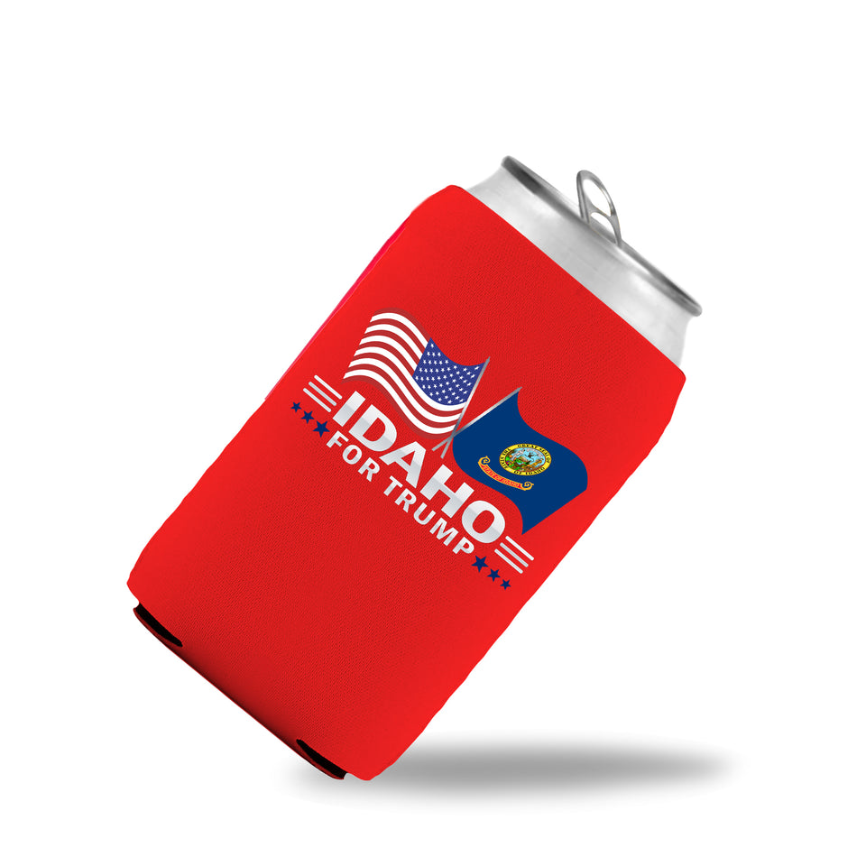 Idaho For Trump Limited Edition Can Cooler Lowest Price Ever!