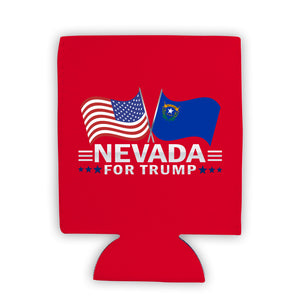 Nevada For Trump Limited Edition Can Cooler 4 Pack