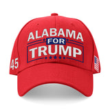 50 States For Trump For Trump Limited Edition Hats - All States Available
