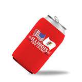 Illinois For Trump Limited Edition Can Cooler