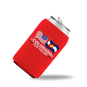 Colorado For Trump Limited Edition Can Cooler Lowest Price Ever!