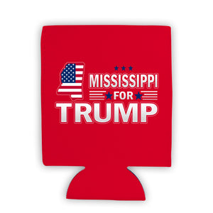 Mississippi For Trump Limited Edition Can Cooler 6 Pack