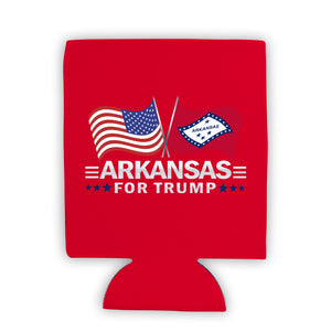 Arkansas For Trump Limited Edition Can Cooler