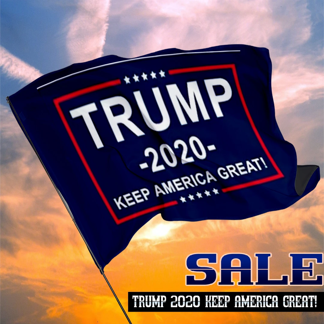 Trump 2020 3 x 5 Flag Sale