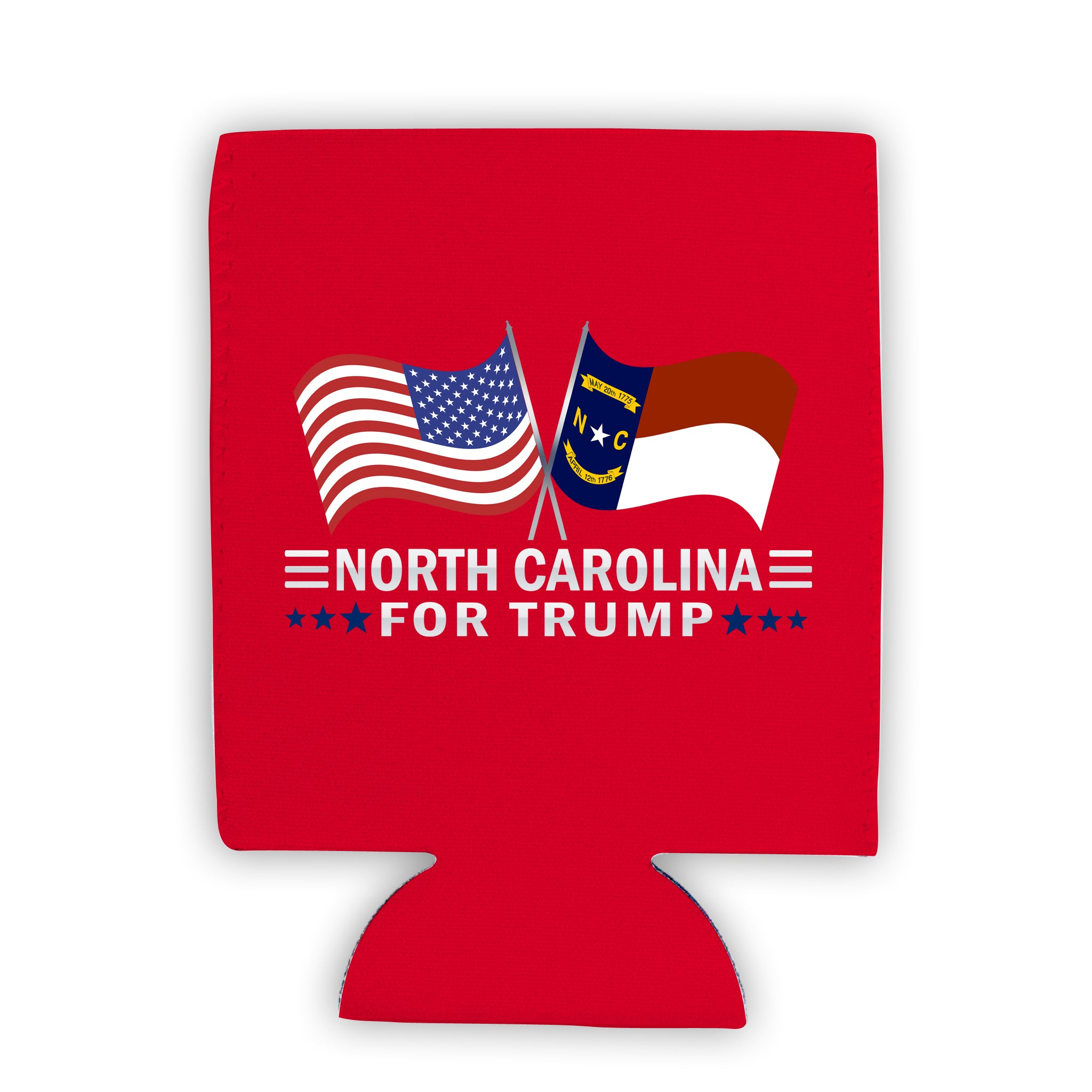North Carolina For Trump Limited Edition Can Cooler