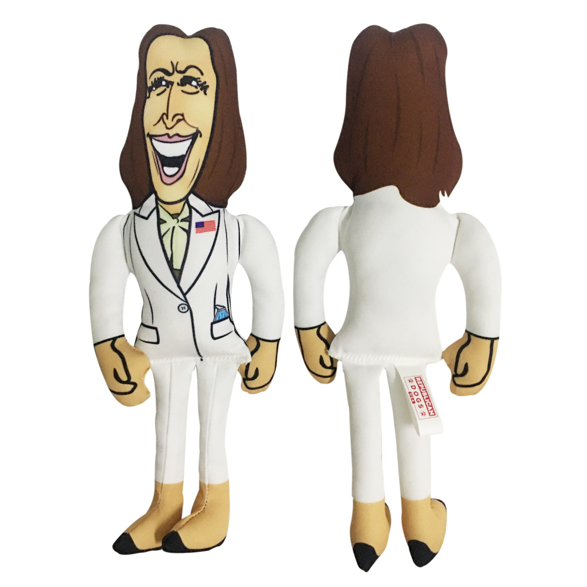 Kamala Harris Chew Toy