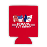 Iowa For Trump Limited Edition Can Cooler