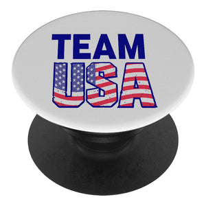 Team USA Collapsible Cell Phone Grip