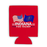 Indiana For Trump Limited Edition Can Cooler