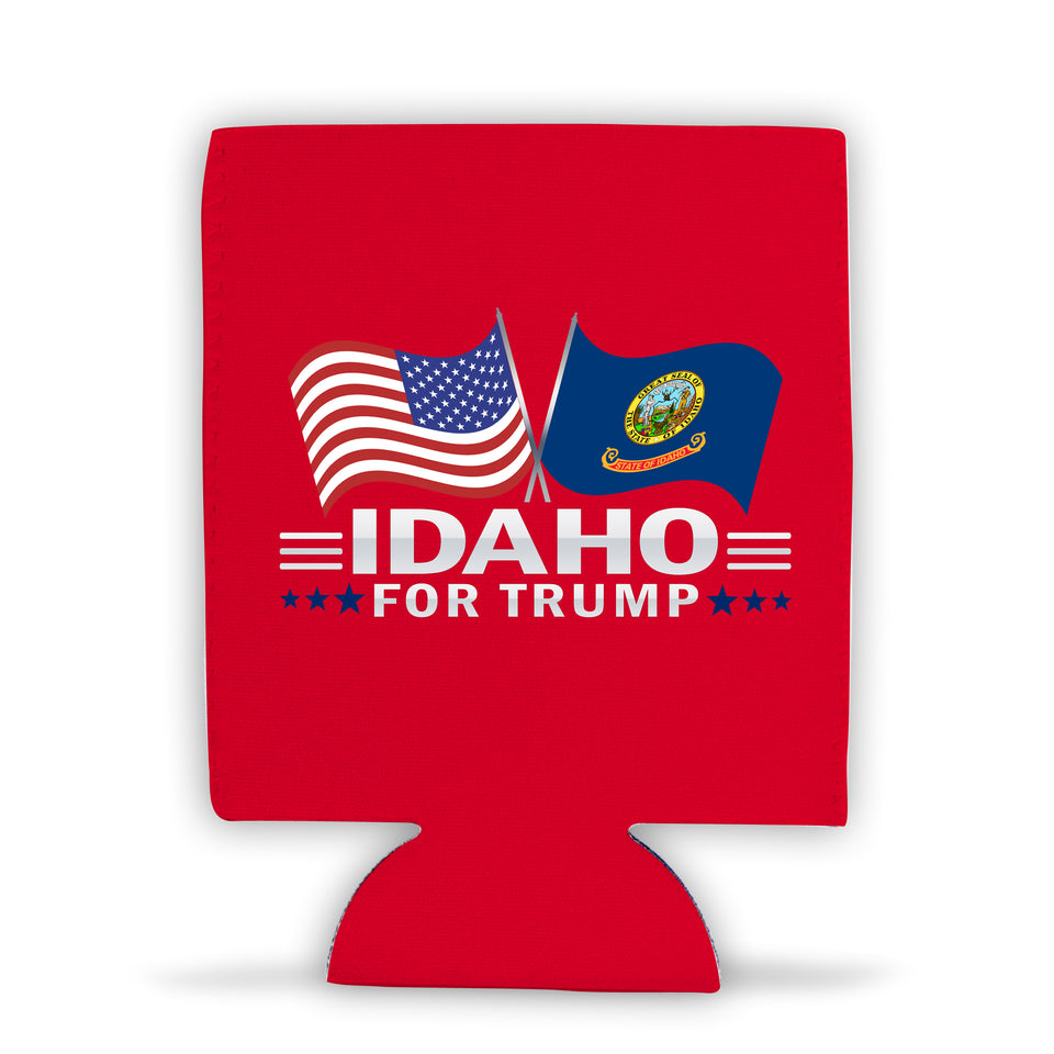 Idaho For Trump Limited Edition Can Cooler 4 Pack