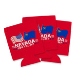 Nevada For Trump Limited Edition Can Cooler 6 Pack