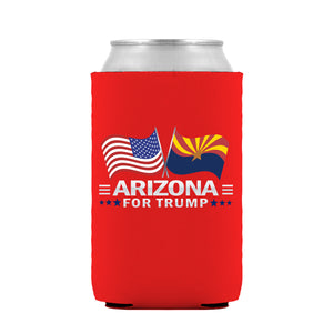 Arizona For Trump Limited Edition Can Cooler 4 Pack