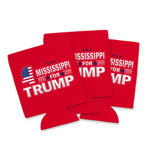 Mississippi For Trump Limited Edition Can Cooler