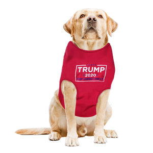 Trump 2020 Keep America Great Dog Shirt