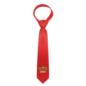 All I Want For Christmas Is 2021 Men's Tie SALE PRICE