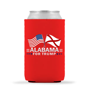 Alabama For Trump Limited Edition Can Cooler Lowest Price Ever!