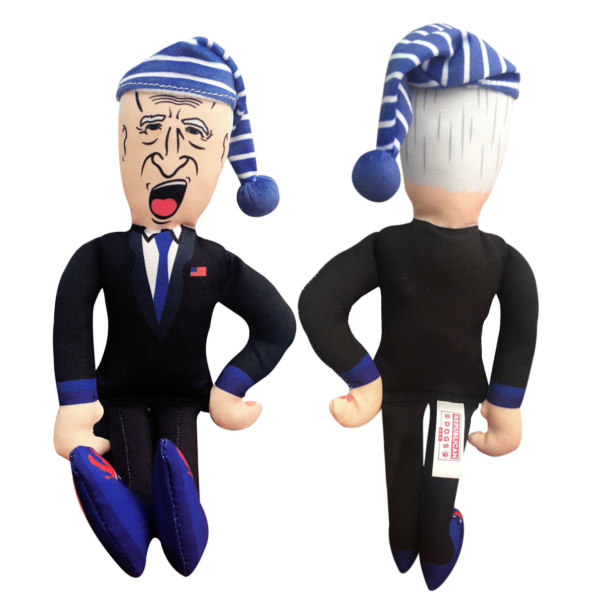 Sleepy Joe Biden Chew Toy