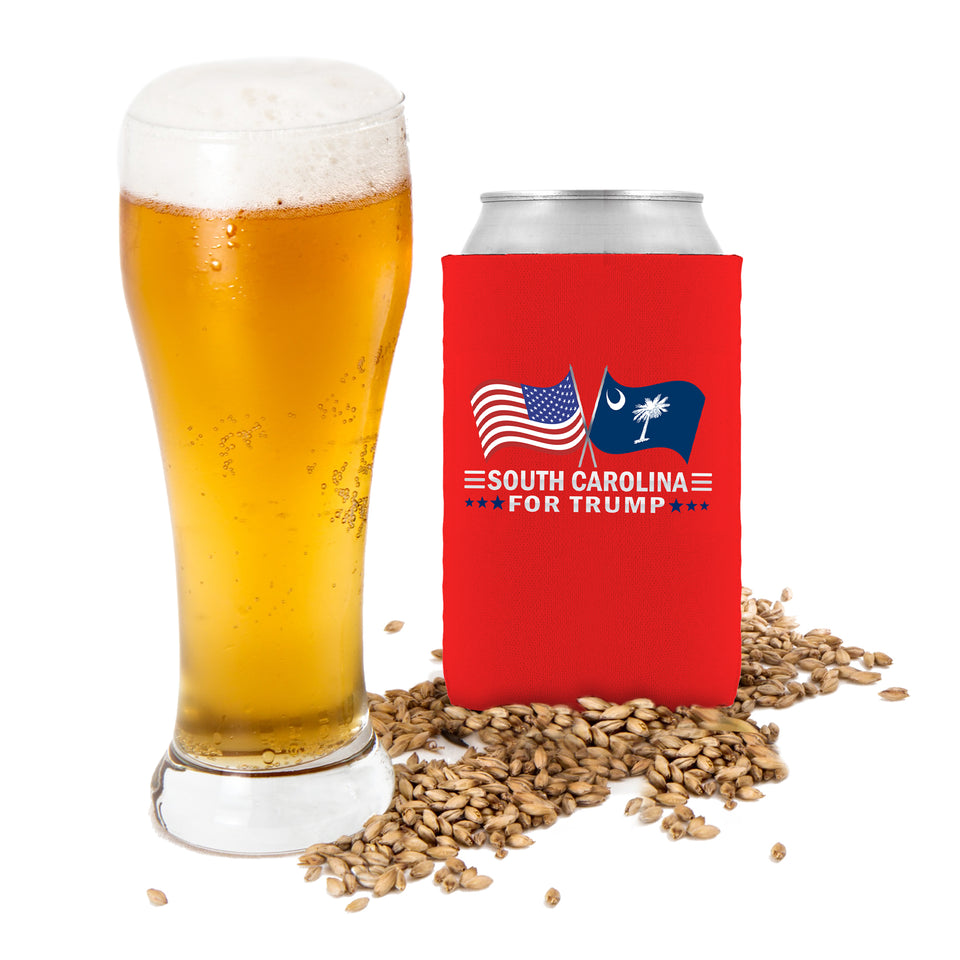 South Carolina For Trump Limited Edition Can Cooler