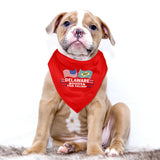 Delaware For Trump Dog Bandana Limited Edition Lowest Price Ever!