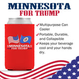 Minnesota For Trump Limited Edition Can Cooler 6 Pack