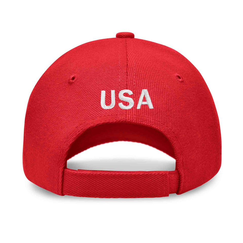 North Dakota For Trump Limited Edition Embroidered Hat Sale