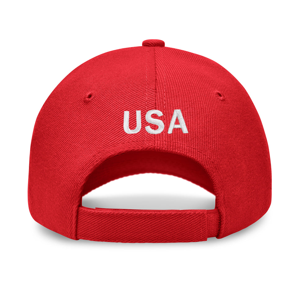 Indiana For Trump Limited Edition Embroidered Hat Sale