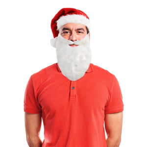 Santa Beard and Hat
