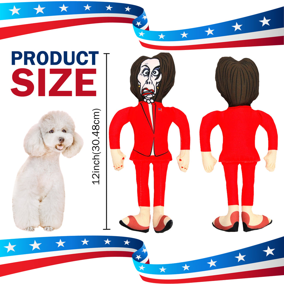Nancy Pelosi Chew Toy Lowest Price Ever!