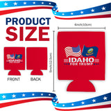 Idaho For Trump Limited Edition Can Cooler 6 Pack