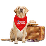 Mississippi For Trump Dog Bandana Limited Edition Lowest Price Ever!