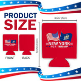 New York For Trump Limited Edition Can Cooler 6 Pack