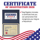 Republican Dog Registry Bundle