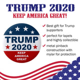 Trump 2020 Pins Sale