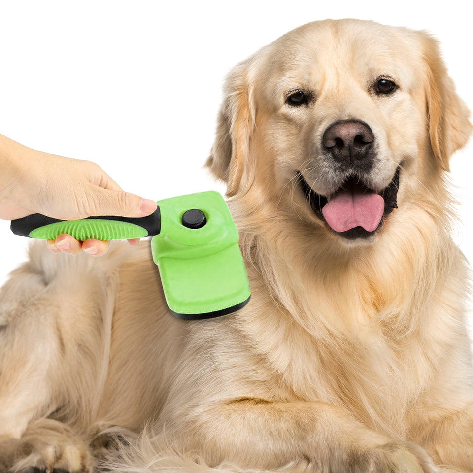 Republican Dog Brush Grooming Tool for Deshedding